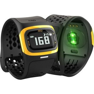 Mio Alpha 2 Strapless Heart Rate Monitor Watch - Yellow