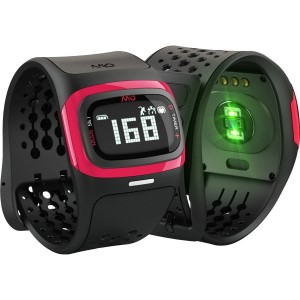 Mio Alpha 2 Strapless Heart Rate Monitor Watch - Pink