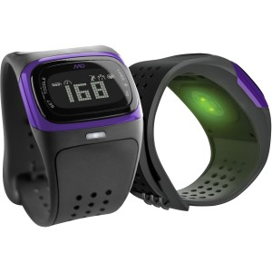 Mio Alpha Strapless Heart Rate Monitor Watch - Indigo
