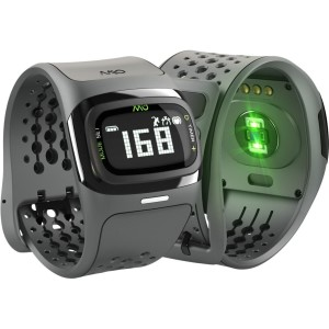 Mio Alpha 2 Strapless Heart Rate Monitor Watch - Black